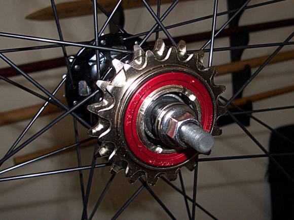 Как сделать звезду на велосипед 689