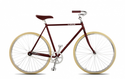 Linus Bikes Linus Roadster Classic Red