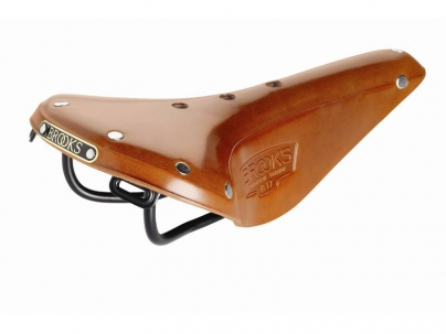 Дорожные и MTB Brooks B17 Narrow Honey