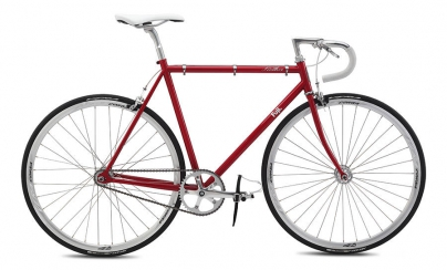 Fuji bikes Fuji Feather 2014 red