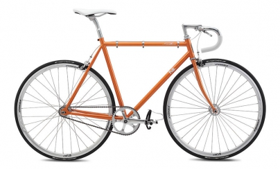 Fuji bikes Fuji Feather 2014 orange