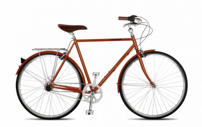 Linus Bikes Linus Roadster Sport 3 Speed Coppertone