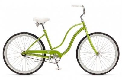 Schwinn Schwinn Cruiser One Womens 2015 Green