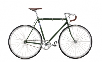 Fuji bikes Fuji Feather 2016 dark green