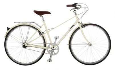 Linus Bikes Linus Mixte 3 Speed Cream