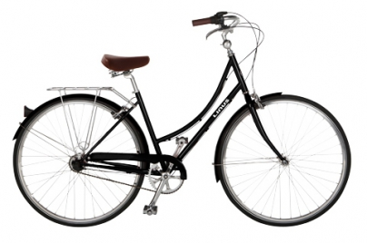 Linus Bikes Linus Dutchi 3 Speed Black