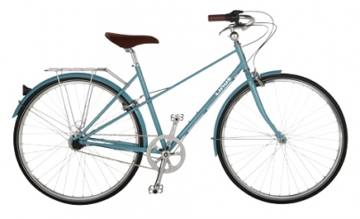 Linus Bikes Linus Mixte 3 Speed Sky blue